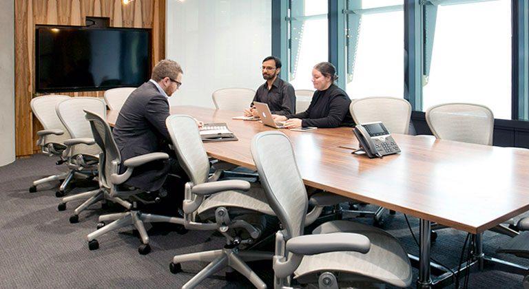 TEC Blog Meeting Room
