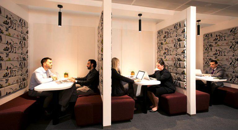 TEC workspace design