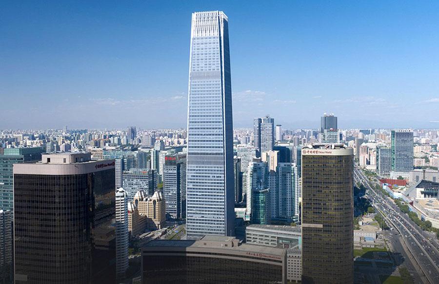 The Executive Centre, China World Tower B에서 8번째 센터를 개소하면서 베이징 사업 확대
