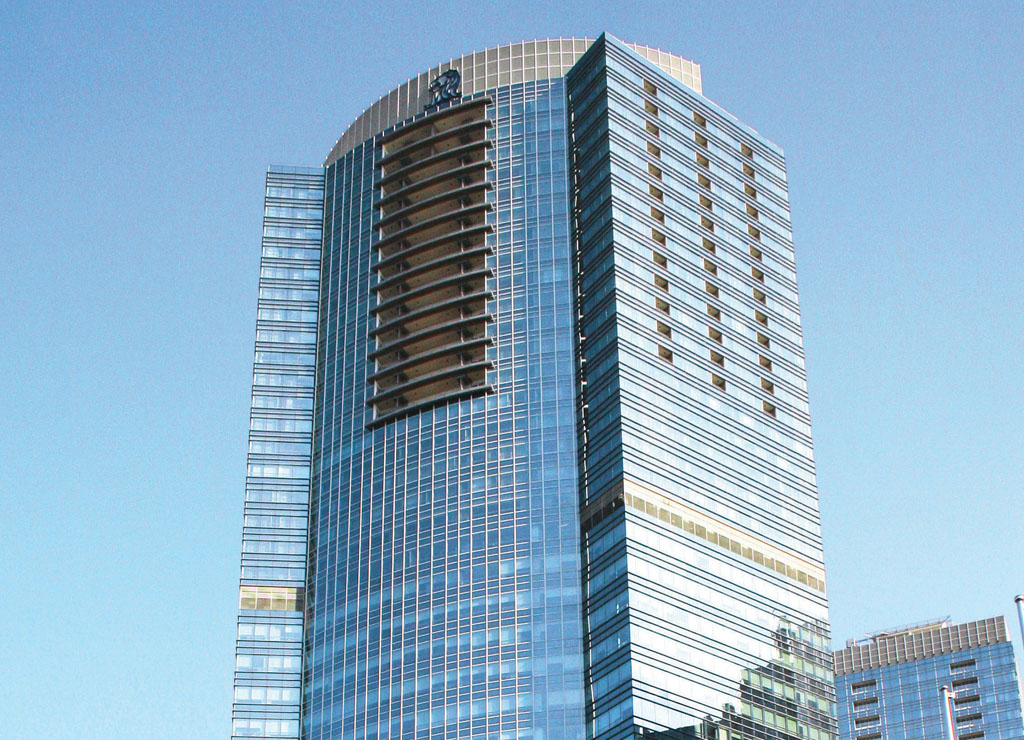 One Pacific Place