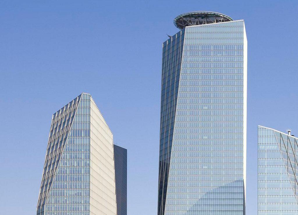 International Finance Centre, Three IFC