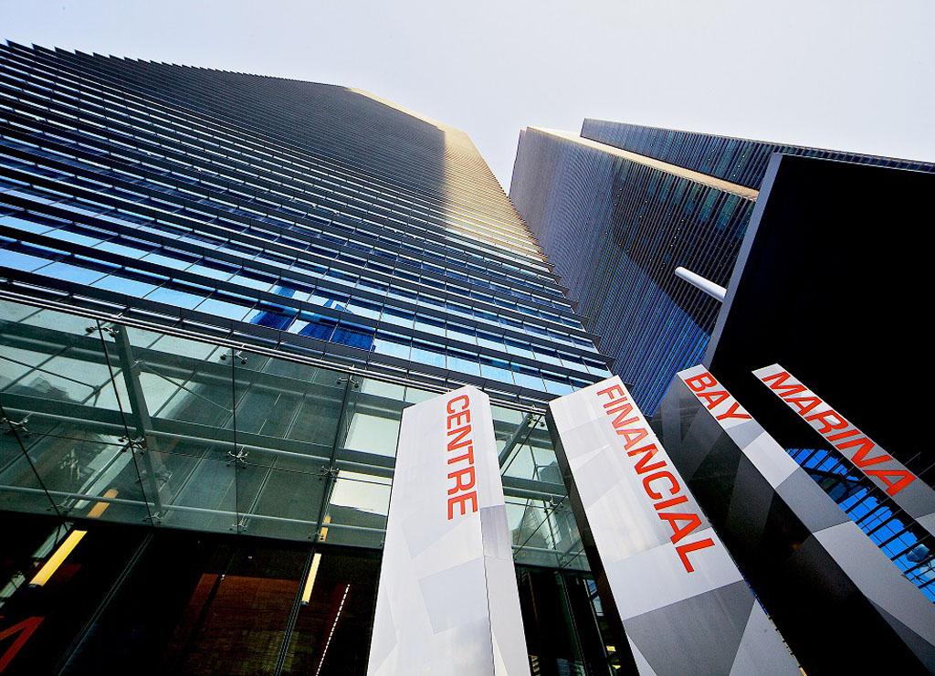 Marina Bay Financial Centre Tower 1