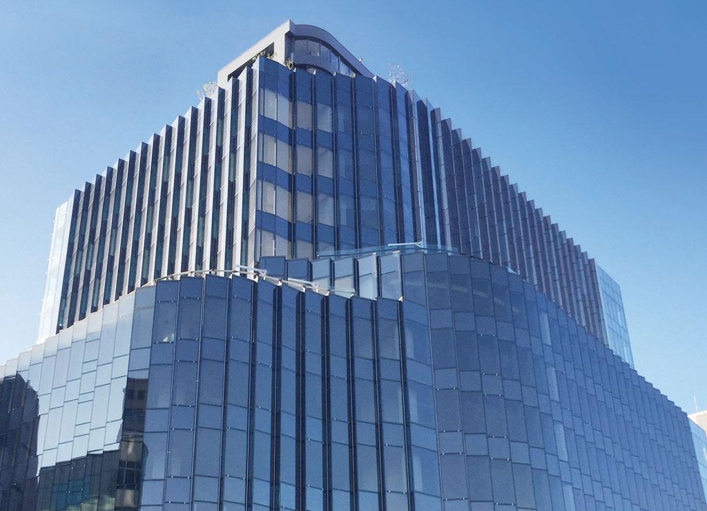長虹新世紀辦公大樓