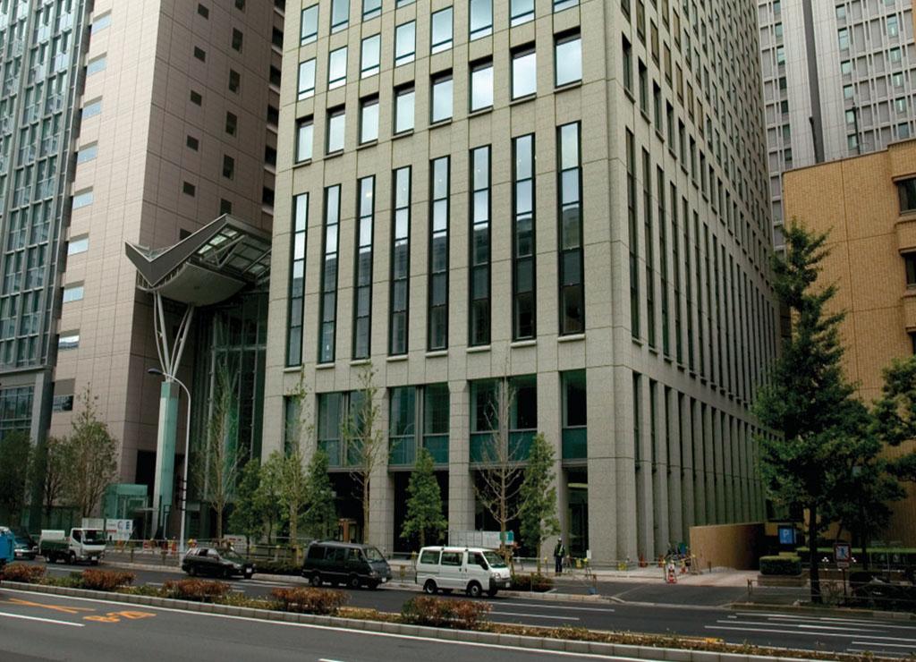 Shin-Marunouchi Center Building