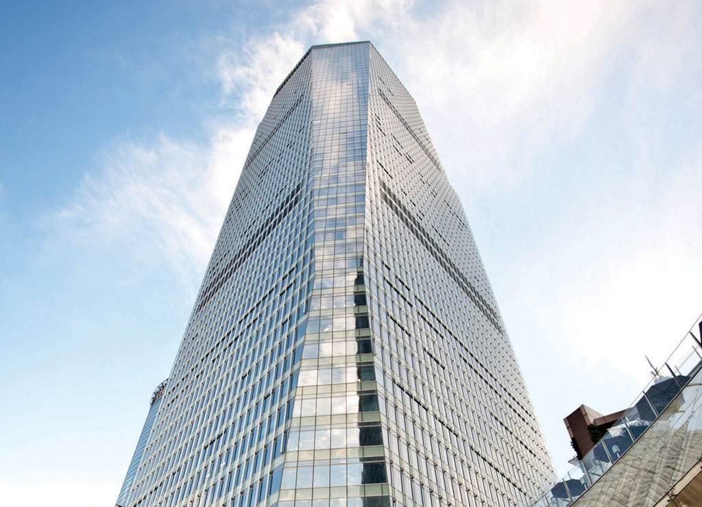 Shanghai International Finance Center