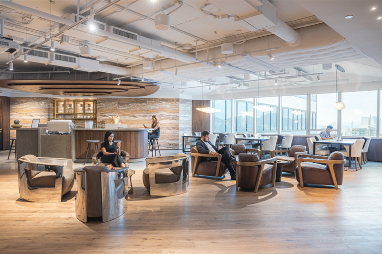 Coworking Spaces in Quarry Bay
