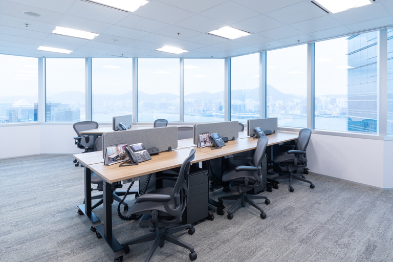 Serviced Offices in Quarry Bay