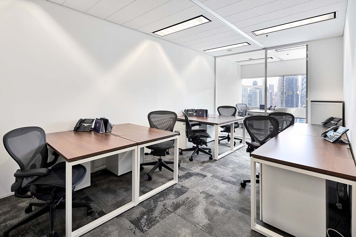 Serviced Office Spaces in Singapore CBD