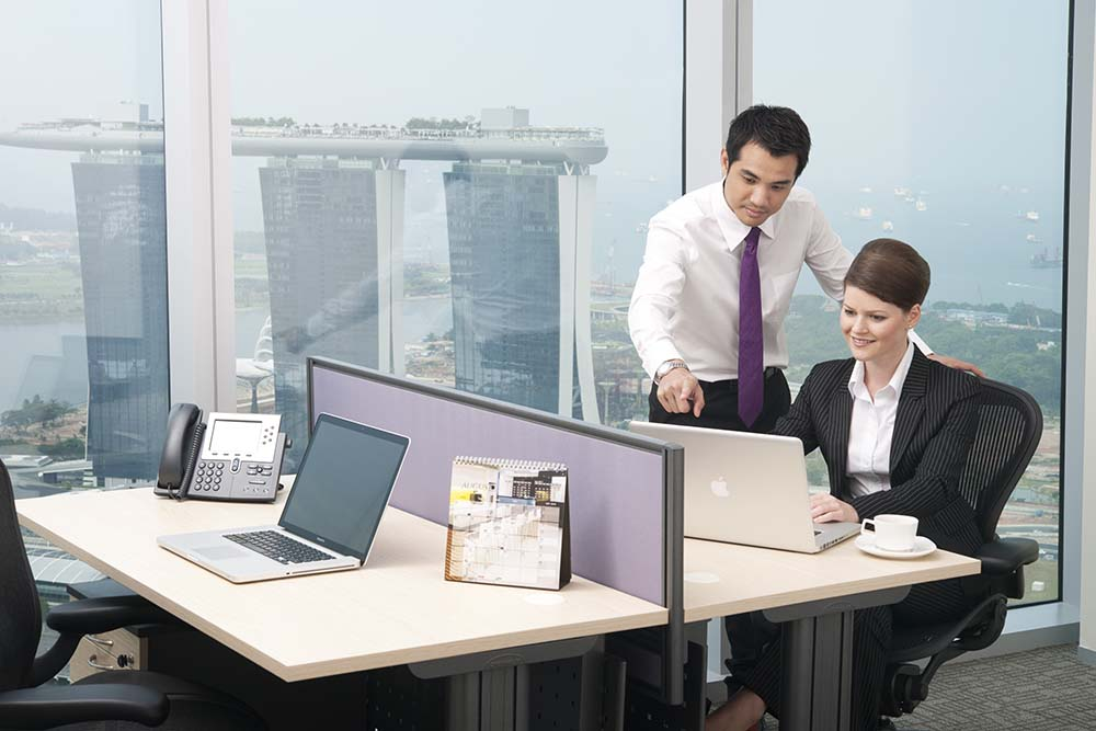 Your Turn-Key Office Space Solution in Singapore