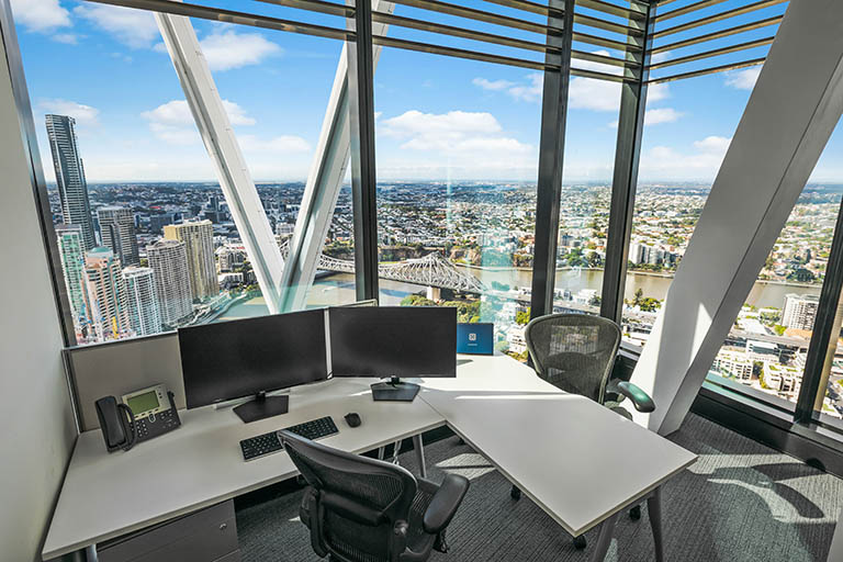 Experience Serviced Offices in Brisbane