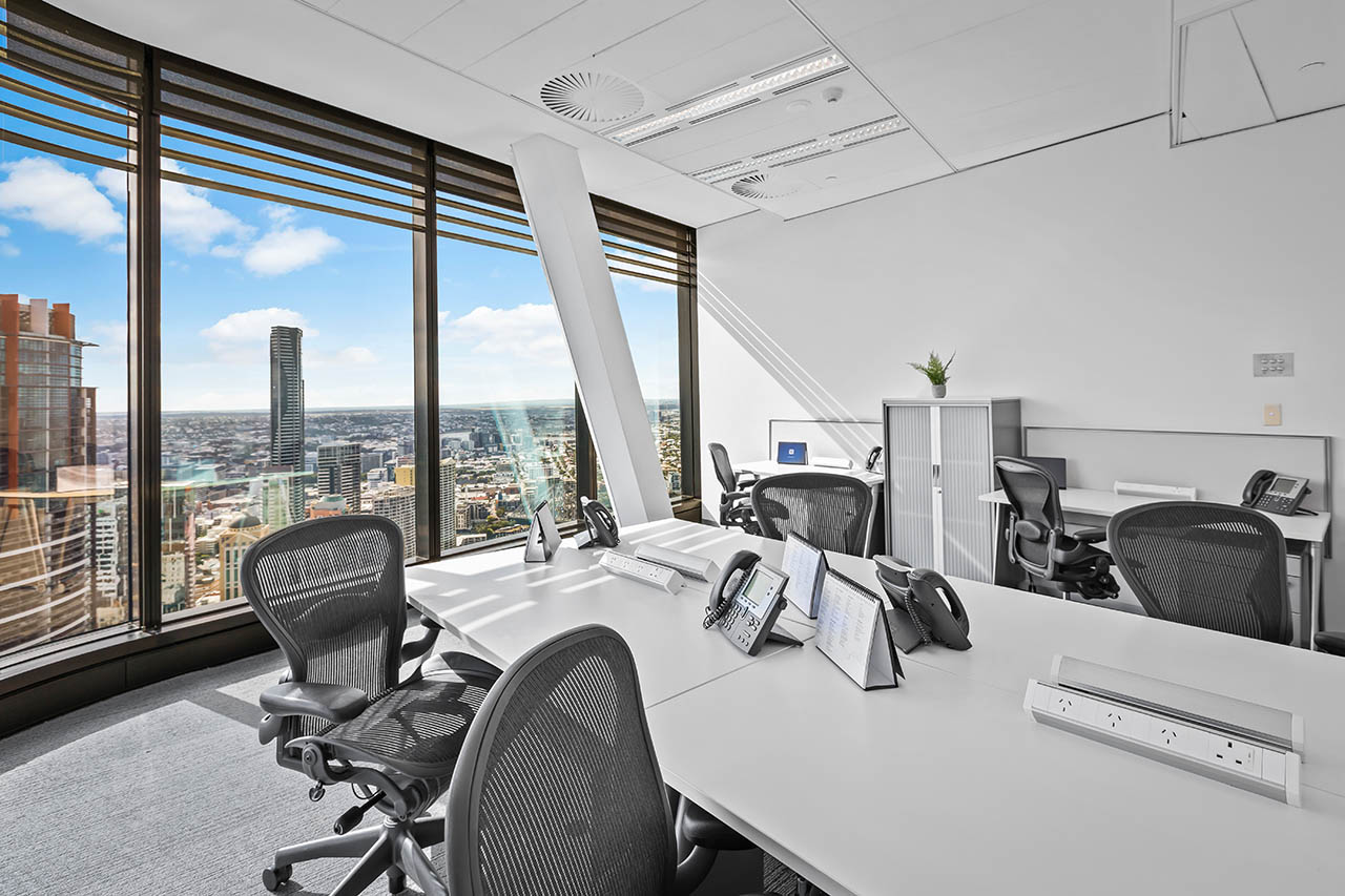 Private Offices in the Heart of Brisbane