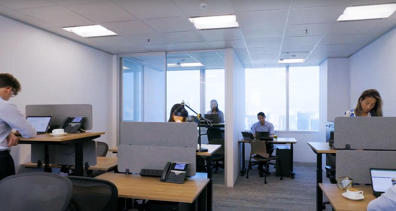Ergonomics at The Executive Centre x 9am