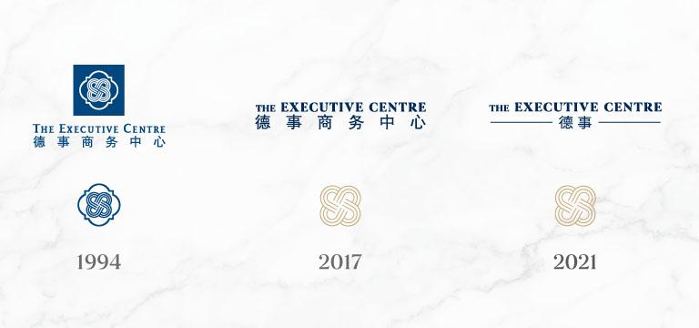 TEC Logo evolution over 27 years