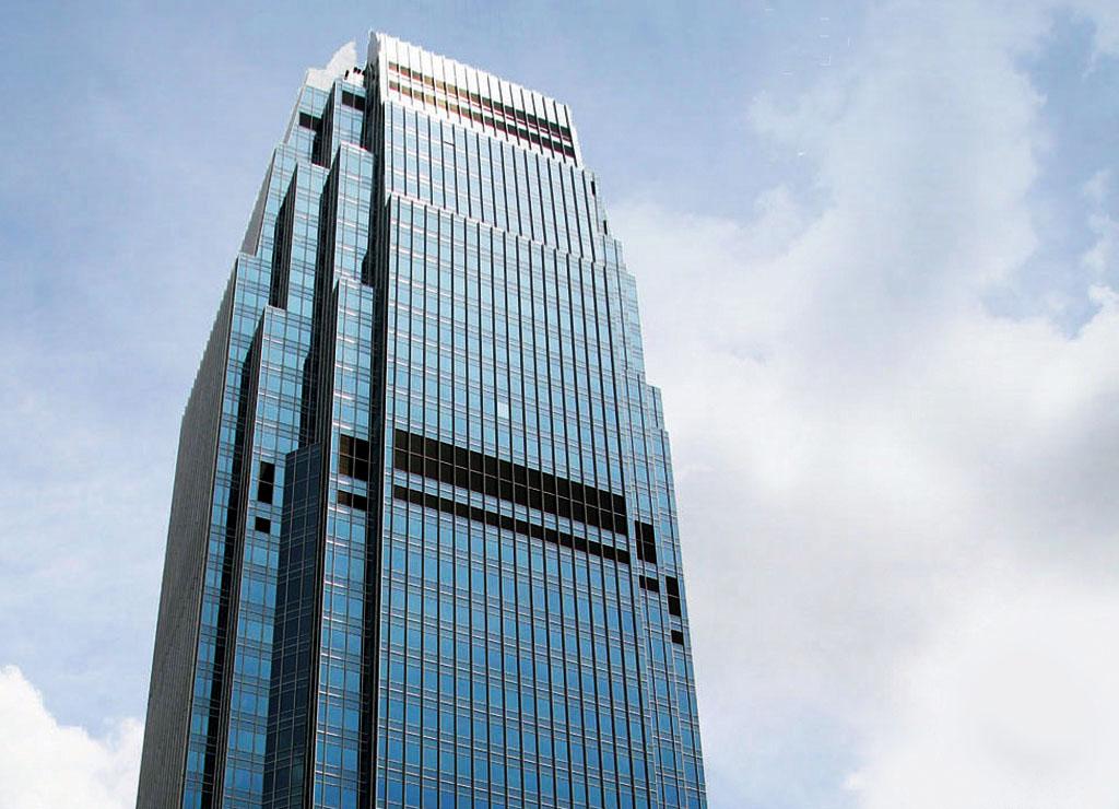 國際金融中心一期