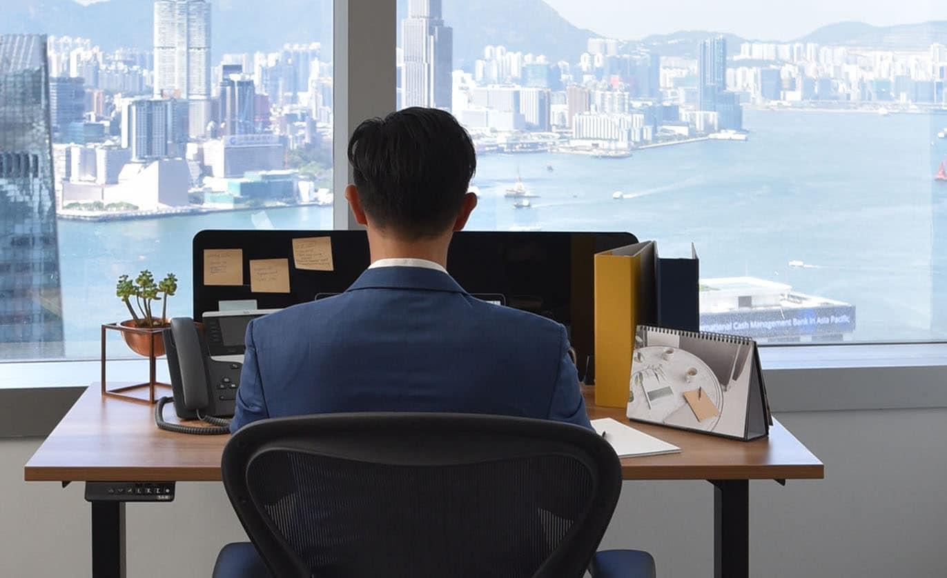 突破傳統辦公空間的局限- 現代化的工作空間