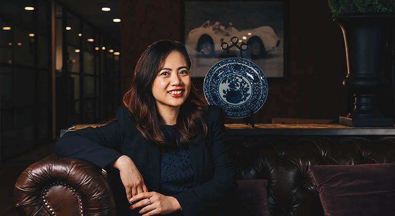 Patsy, Head of TEC Community