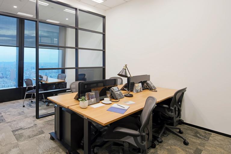 信義南山辦公大樓私人辦公室