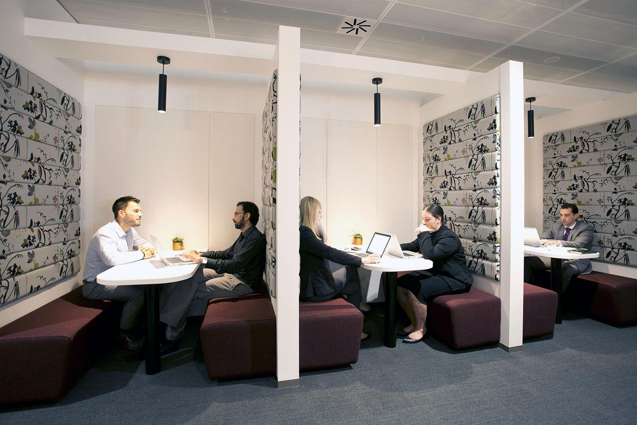 租用位於悉尼市中心的共享工作空間