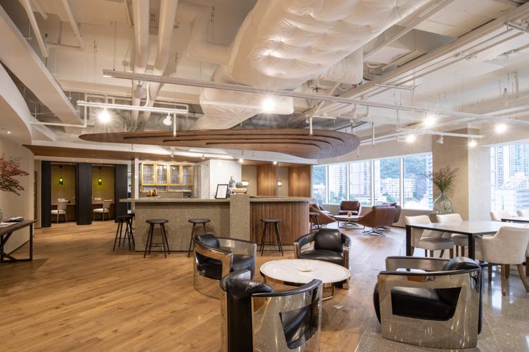 其他香港的辦公空間方案