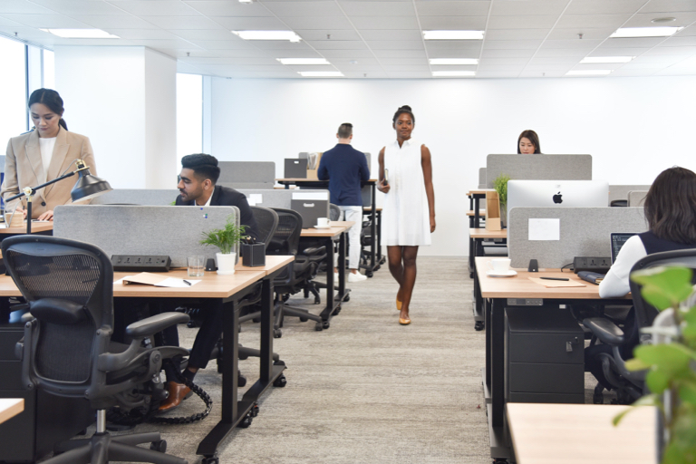 Workspaces For The Future