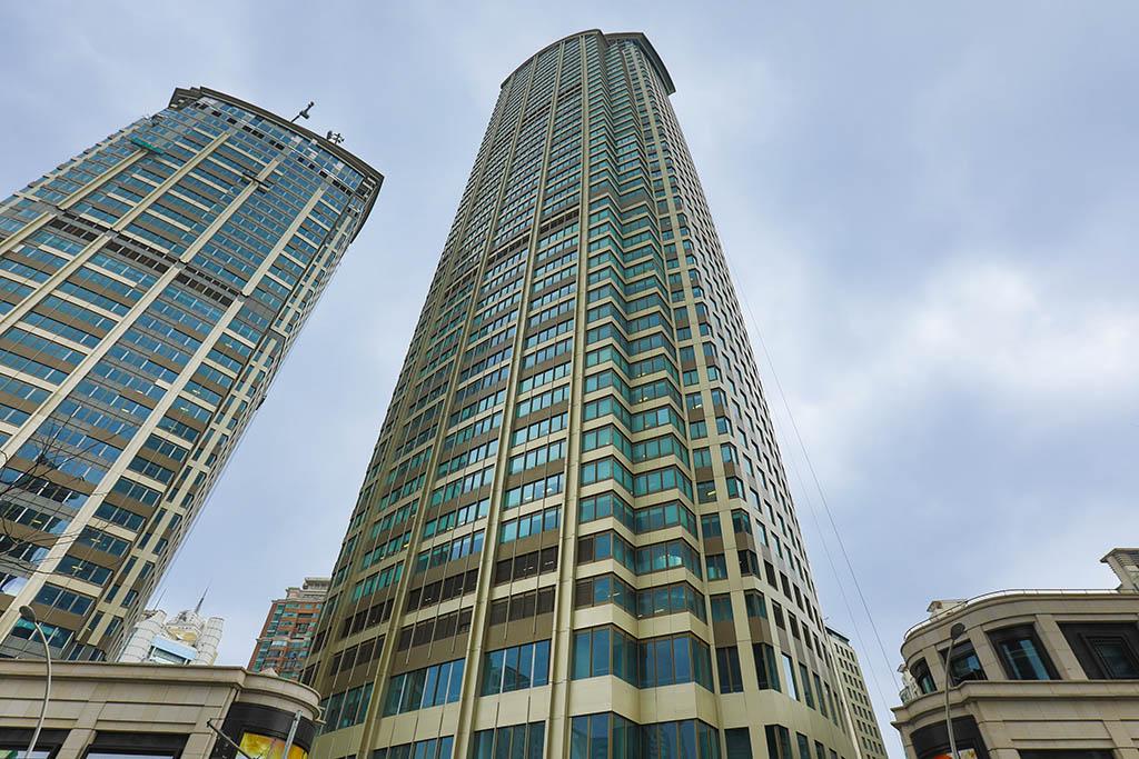 兴业太古汇香港兴业中心一座