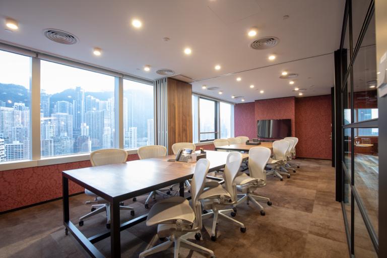 设备完善的香港会议室
