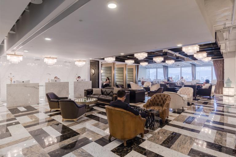 其他香港的办公空间方案