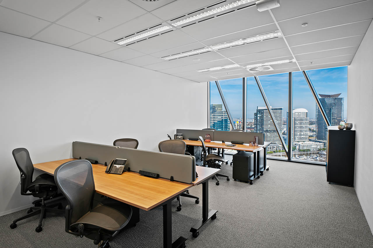 助您迈向成功的服务式办公室