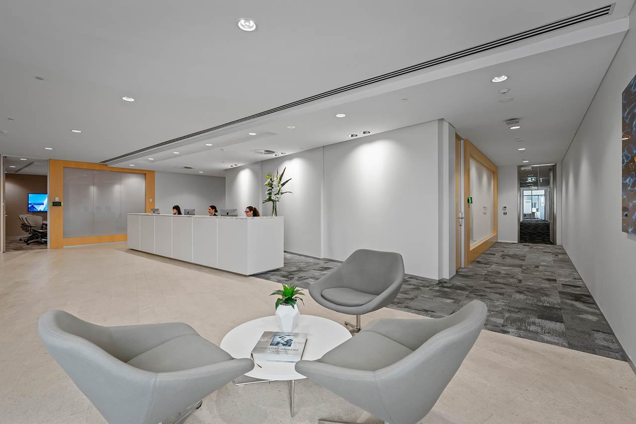 租用位于珀斯市中心的联合办公室