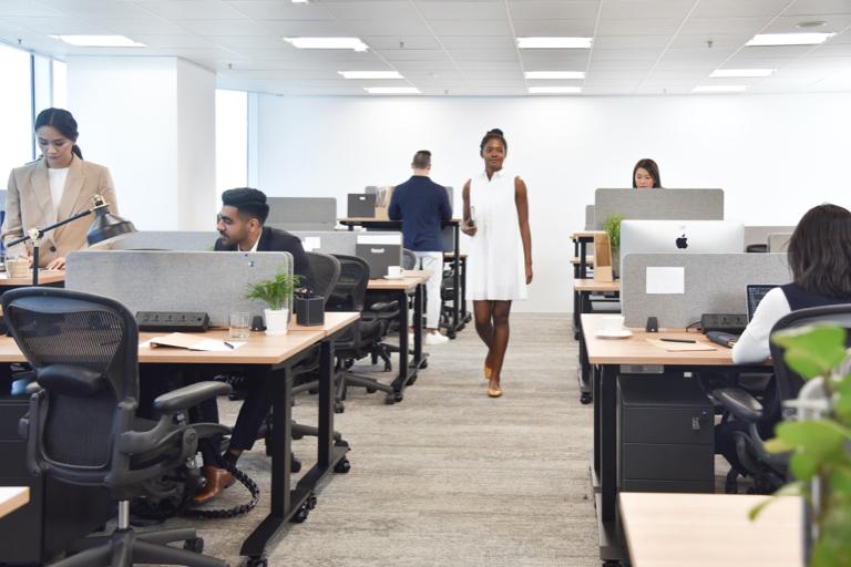 未来的办公空间
