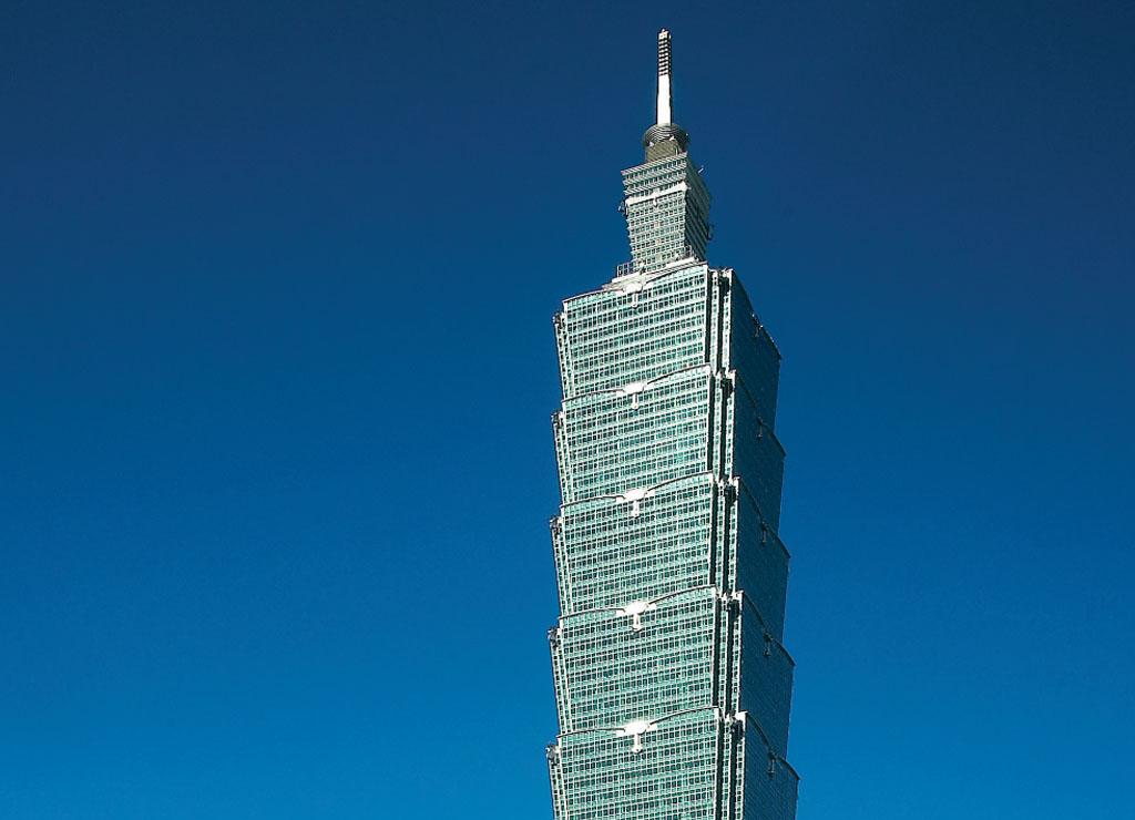 台北101大樓57樓