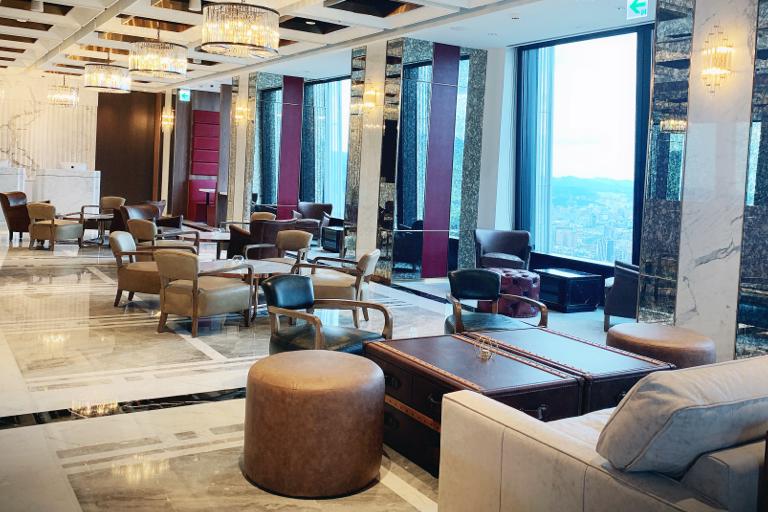 租用位於台北商業區的共享辦公空間