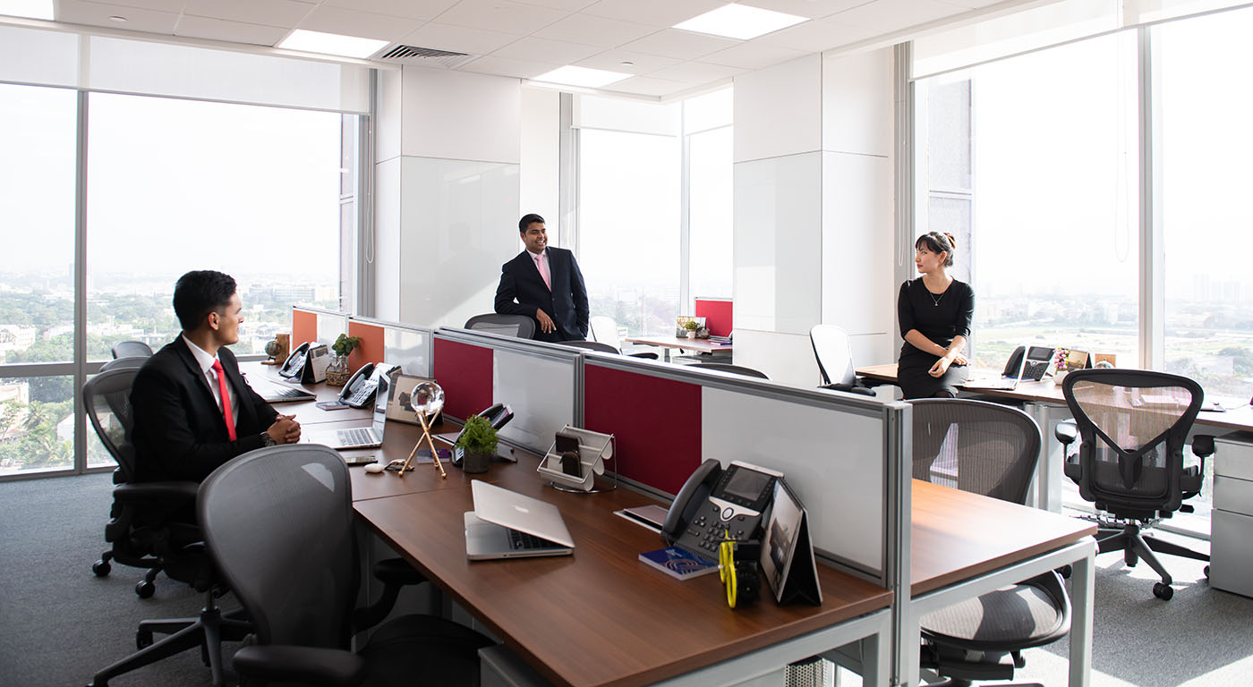 Ultimate guide to select your serviced office