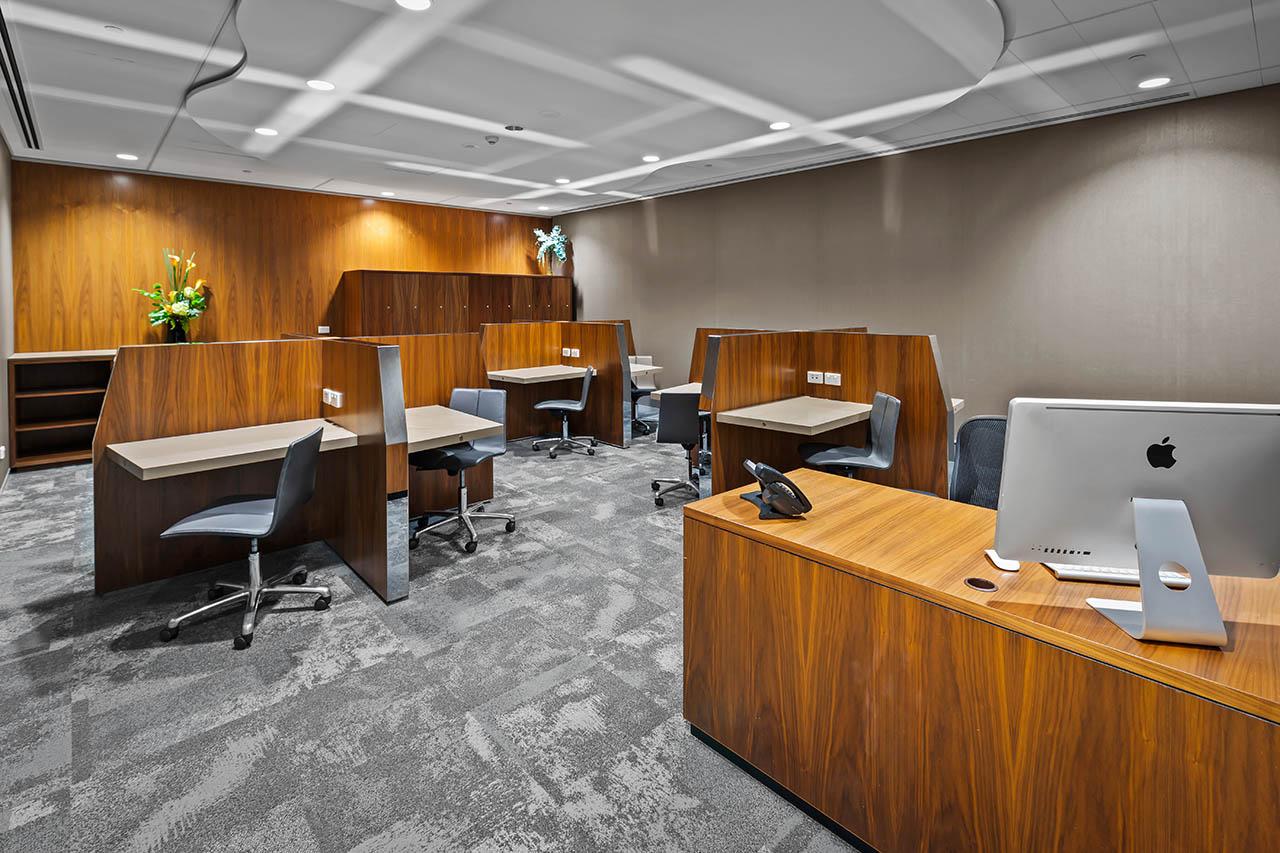 成功のためにデザインされたシェアオフィス