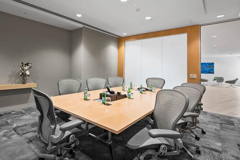 パースで会議室を見つけましょう