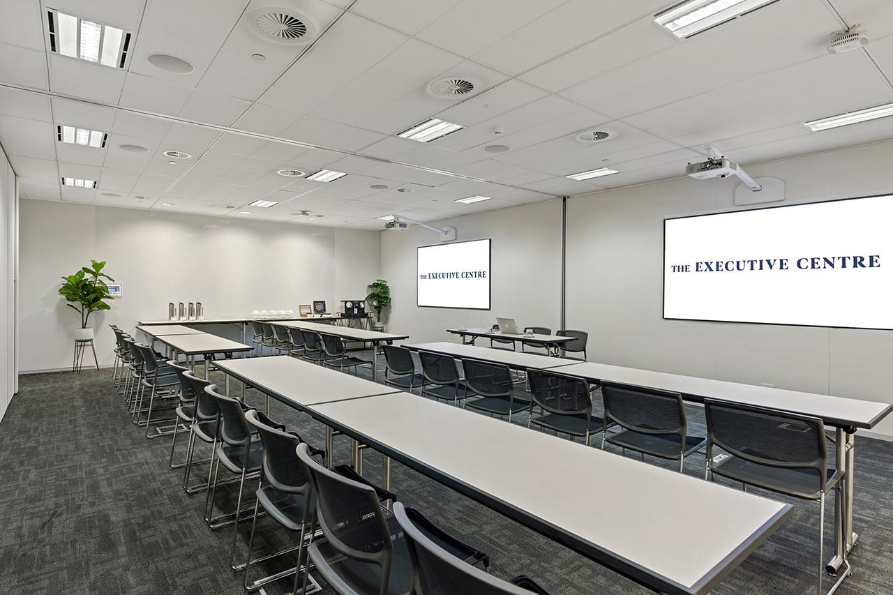 シドニーの中心に会議室