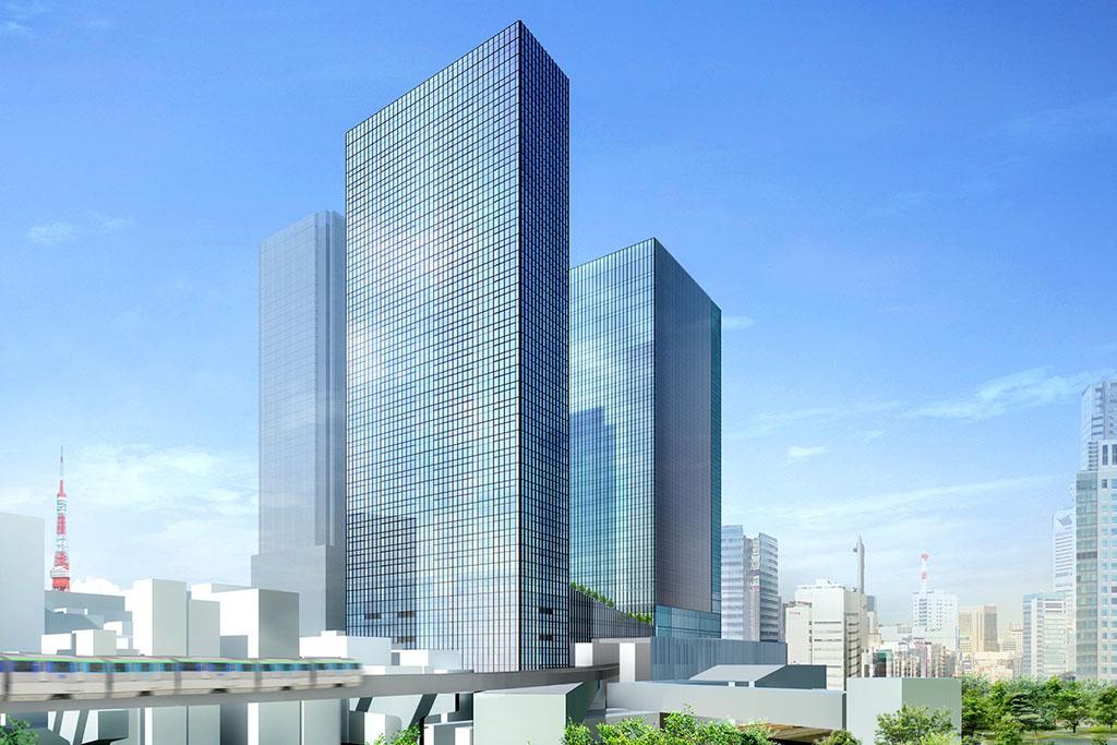 世界貿易センタービル南館