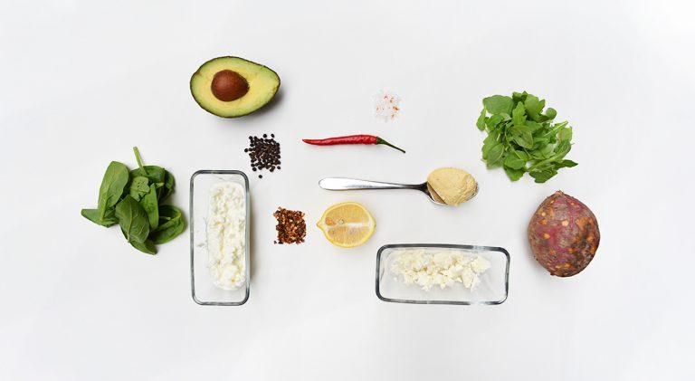 TEC Blog Balance Diet lunch