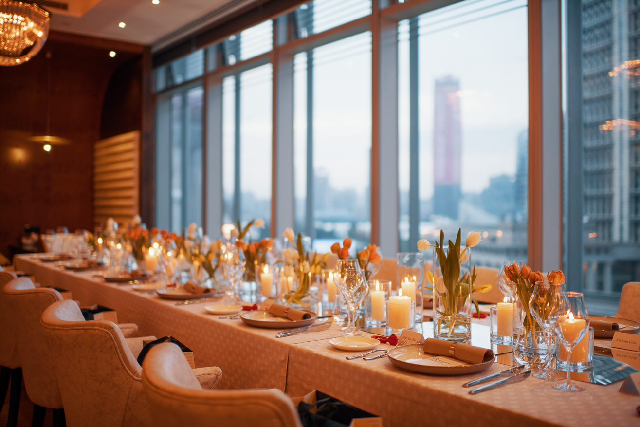 Private Dinners & Functions
