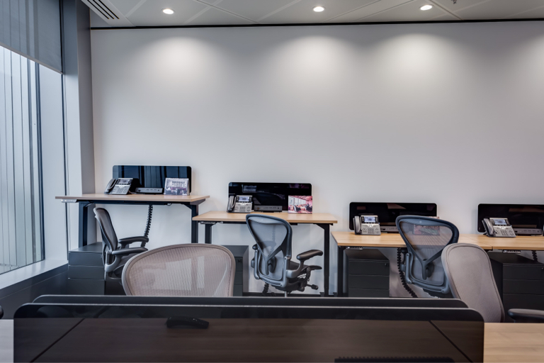 Turn-key Office Space Solutions