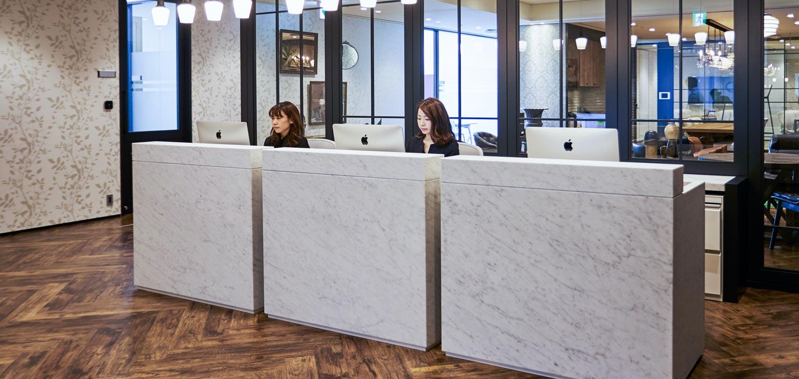 사무실 주소 임대 및 전화 응대 서비스