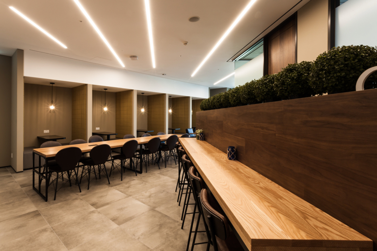 More Than A Shared Office Space