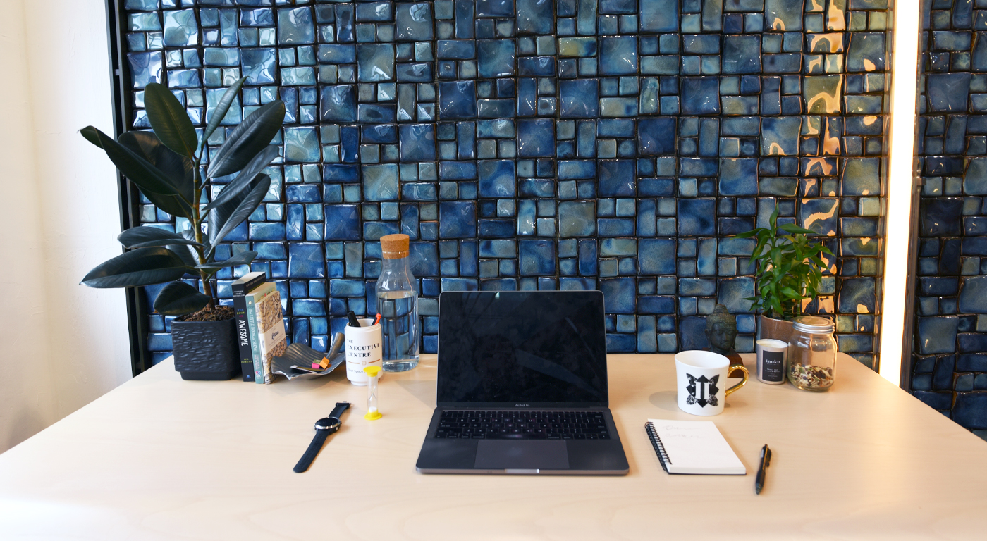 How To Curate Your Desk Space