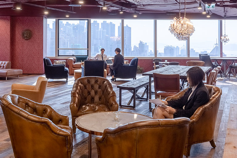 Rent Coworking Spaces in the Heart of Shenzhen