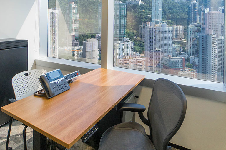 Discover Serviced Offices in Hong Kong
