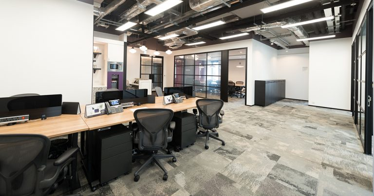 TEC Blog Enterprise Solution Workspace Design