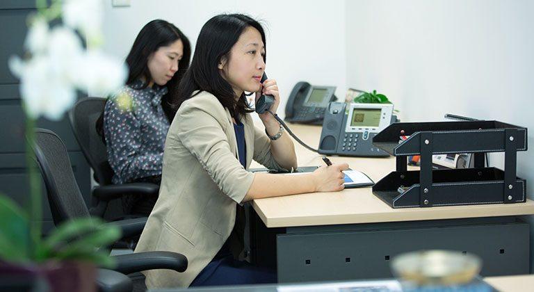 TEC Blog Private Office