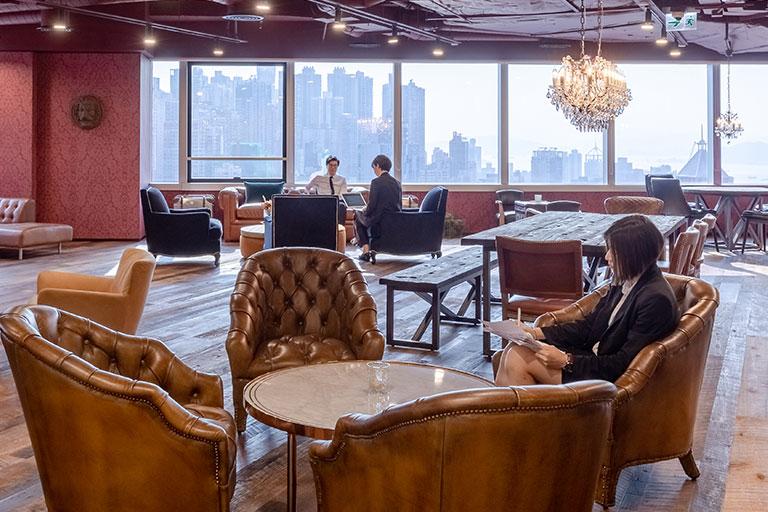 Rent Coworking Spaces in the Heart of Beijing